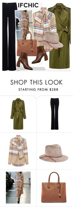 """""""IFCHIC.com"""" by vict0ria ❤ liked on Polyvore featuring Theory, Marissa Webb, SUNO New York, Eugenia Kim, MICHAEL Michael Kors, TIBI, ifchic and worldwideshipping"""