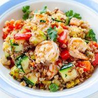 Cukinia   Kwestia Smaku Gluten, I Love Food, Cobb Salad, Potato Salad, Sushi, Recipies, Food Porn, Potatoes, Lunch
