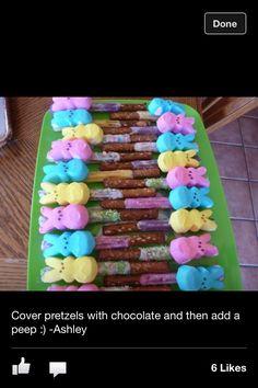 Easter rabbit lollies