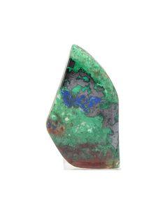 Azurite Malachite Metallic Hematite Cuprite by FenderMinerals,