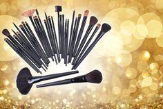 32pc Makeup Brush Set
