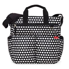 29e09ed2cc9b Skip Hop Duo Signature Diaper Bag Stroller Bag, Baby Necessities, Toddler  Outfits, Kids