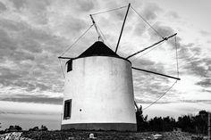 Fotografia a preto e branco.