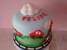 Torta Autitos