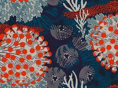 Marimekko's spring 2015 Home Collection at M