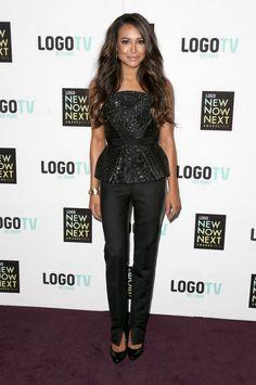 Naya Rivera - 2013 NewNowNext Awards