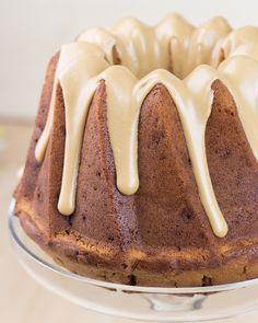 Bundt cake de caramelo