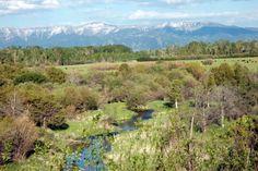 Oyler Ranch on the Gallatin River near Bozeman, Montana. http://fayranches.com/ranches-for-sale/montana/oyler-ranch-gallatin-river