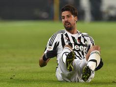 Juventus Konfirmasi Cedera Khedira