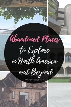 Looking for #Abandoned Places to explore near you? I was looking for #AbandonedPlaces to Explore near me and realized that there are so many #AbandonedBuildings to explore in North America and beyond. #Arizona #Mississippi #Illinois #Portugal #Azores #Ghana #Albania  Learn more on JaimeSays.com