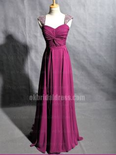 long purple plus size sweet heart prom dress | Cheap full length Sale