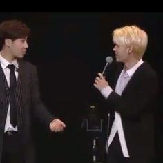 Woogyu holding hands  - - #infinite #kyuzizi #woogyu #woohyun #sunggyu #myungsoo #hoya #sungjong #sungyyeol #dongwoo #korea #kpop #인피니트 #우규 #성규 #동우 #우현 #호야 #성열 #명수 #엘 #성종