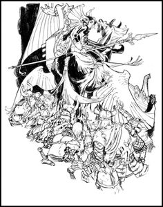 Moonstar by Eric Canete
