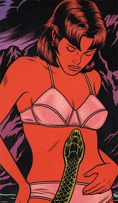 Black Hole Comic ~ By Charles Burns