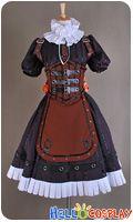Alice Madness Returns Cosplay Alice Costume
