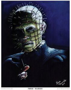 Pinhead (Hellraiser) - Print