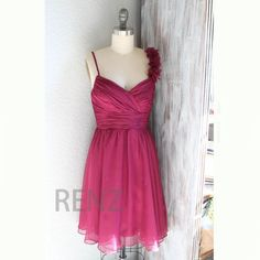 Dark Red Bridesmaids Dresses - http://rainbowplanetproject.com/dark-red-bridesmaids-dresses/