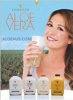 FOREVER LIVING PRODUCTS ALOE VERA