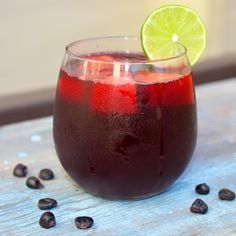 Punch Recipe: Chicha Morada