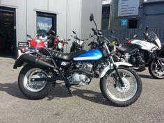 Davids new Suzuki VanVan a pleasure to do business with. Thanks from all the team at SMC Bikes :)   #Suzuki #VanVan