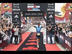 How The Race Was Won: IRONMAN 70.3 HEFEI 2016 - MEN