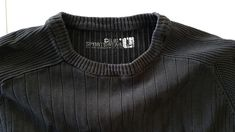 Pull coton homme