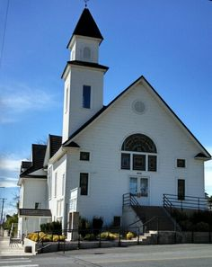 Church of Christ, Zillah, Wa.  (built in 1910)