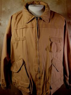 EDDIE BAUER Parka Mountain Adventurer Jacket Multiple Pockets Size Large *LJ #EddieBauer #Parka