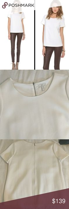 Joie Deleina wool crepe top Worn for about an hour Joie Tops Blouses