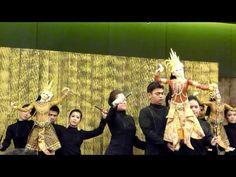 泰国木偶..THAILAND PUPPET SHOW(1) - YouTube