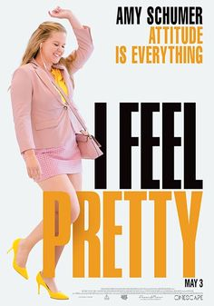 10 Empowering Life Lessons I Learnt from I Feel Pretty- 10 Empowering Life Lessons I learnt from Amy Schumer& new film, I Feel Pretty! In cinemas on 4 May Hilarious new comedy about body confidence and female empowerment! I Feel Pretty Movie, How To Feel Pretty, Amy Schumer, Comedy Movies, Film Movie, Lessons Learned In Life, Life Lessons, Attitude Is Everything, New Comedies