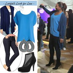 Here's where you can get my look from June 23, 2014 for Less