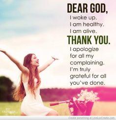 Dear God I Love You