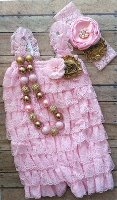 28244caa51b6 119 Best BABY GIRL LACY ROMPER IDEAS images