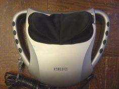 Shiatsu Massager HoMedics Therapist Select SM-100 Neck & Back Massage   #HoMedics