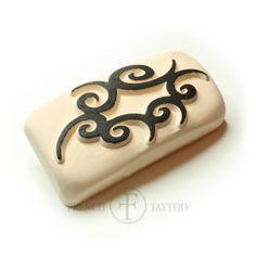 Soleil tribal XL - Tatouage Temporaire #tatouagetemporaire #frenchtattoo #tatouageéphémère
