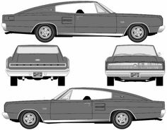 1966 charger