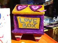 Green & Purple Box