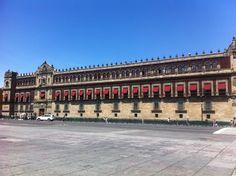 México city Palacio Nacional