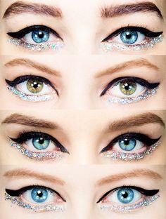 abigaildonaldson:  Makeup at Chanel Haute Couture Spring 2014