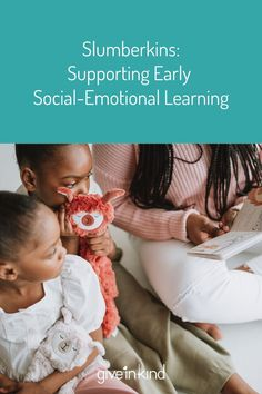 Give InKind is thrilled to partner with @Slumberkins, a children's educational brand on a mission to promote early emotional learning. Visit Give InKind for gifts, ideas, information and a new way to schedule meals and help in times of need. #slumberkins #mentalhealth #socialemotional