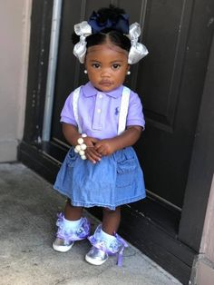 Super ideas for cute baby girl hairstyles beautiful Cute Mixed Babies, Cute Black Babies, Black Baby Girls, Beautiful Black Babies, Cute Baby Girl, Cute Babies, Baby Swag, Fashion Kids, Baby Girl Fashion