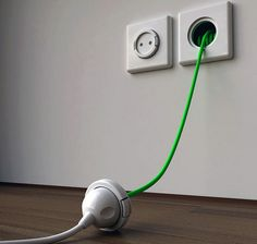 Extension Cord inside the wall should be a household necessity. Seriously this is genius!Extension Cord inside the wall should be a household necessity. Seriously this is genius! Cool Gadgets, Tech Gadgets, House Gadgets, Future Gadgets, Iphone Gadgets, Baby Gadgets, Electronics Gadgets, Home Organization, Organizing