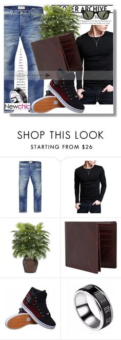 """""""Untitled #638"""" by dianagrigoryan ❤ liked on Polyvore featuring Scotch & Soda, Nearly Natural, Ray-Ban, men's fashion and menswear Women, Men and Kids Outfit Ideas on our website at 7ootd.com #ootd #7ootd"""