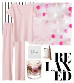 """Relax..."" by detroitgurlxx ❤ liked on Polyvore featuring Forum, Dolce&Gabbana, TravelSmith, Puji and Design House Stockholm"