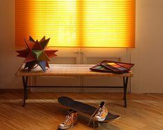 Persianas Plisadas Gabín. Nuevas colecciones y tendencias para la persiana textil más adaptable, gracias a su mínimo espacio de recogimiento, sistema día y noche y sus múltiples posibilidades de instalación! #Mober