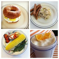 WLS Menu Ideas: Miles To Go - Weight Loss Surgery Blog - Gastric Bypass - Menu Ideas - What Can I Eat?