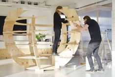 IKEA's ingenious flatpack garden for city dwellers with limited space to have a green haven of their own
