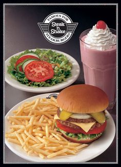 Steak and Shake oh how i miss you!