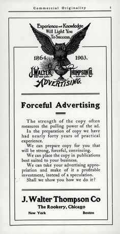 Emergence of Advertising in America, 1850-1920: Duke University Libraries houses another collection that traces the beginning of America's consumer culture and the birth of the ad industry.